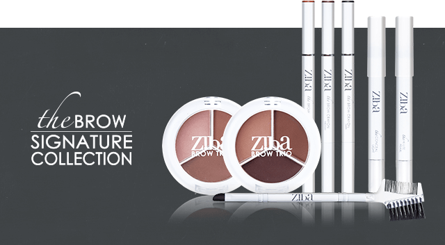 the BROW SIGNATURE COLLECTION